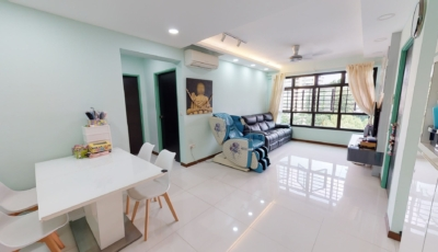 932A Hougang Ave 9 4'A' 3D Model